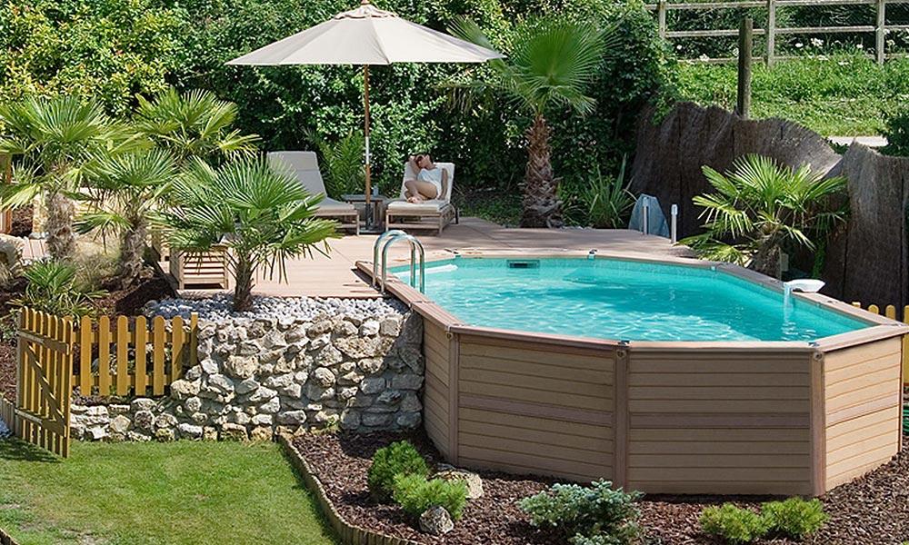 Keine Schieflage – AZTECK-Pools in Hanglage | AZTECK-Pool